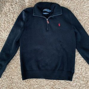 Black Polo by Ralph Lauren Sweater